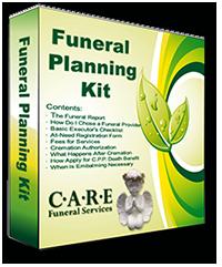 Funeral Planning Kit