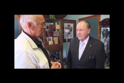 1st of 4 videos - Bill Buckley of Care Funeral Services Interview with Gordie Tupper on Chek Around