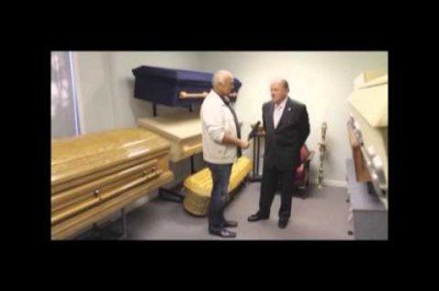 4th of 4 videos - Bill Buckley of Care Funeral Services Interview with Gordie Tupper on Chek Around