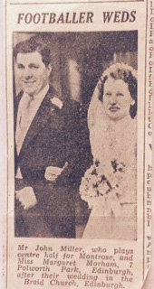 margaret and john wedding