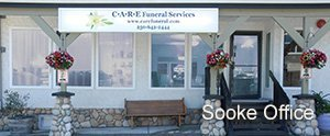 Care Funeral Services 2016 Sheilds Road Sooke BC