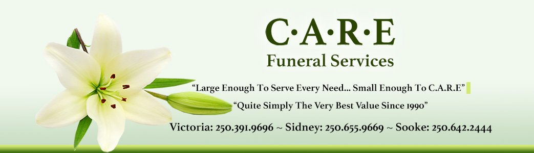 Care Funeral Services - Large Enough to Serve Every Need... Small Enough to CARE
